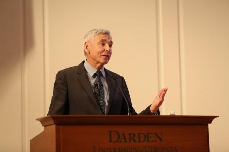 Peter Brabeck-Letmathe – Keynote Speaker. Photo taken by Susan Wormington.